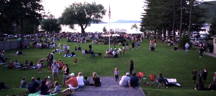 Cooperstown Lakefront Concerts